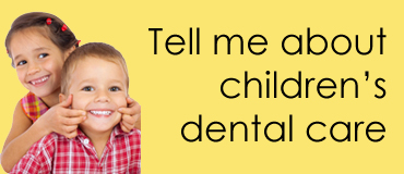 Link to children's dental care